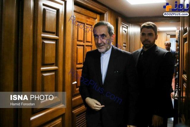 ورود همزمان ولایتی و نتانیاهو به روسیه! + عکس