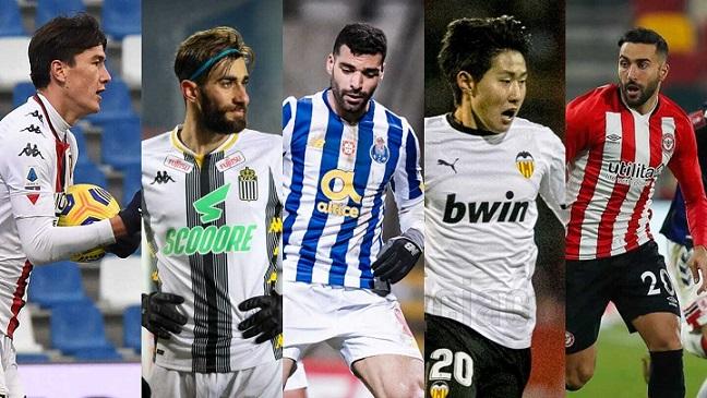 4 ایرانی نامزد بهترین لژیونر آسیایی هفته شدند