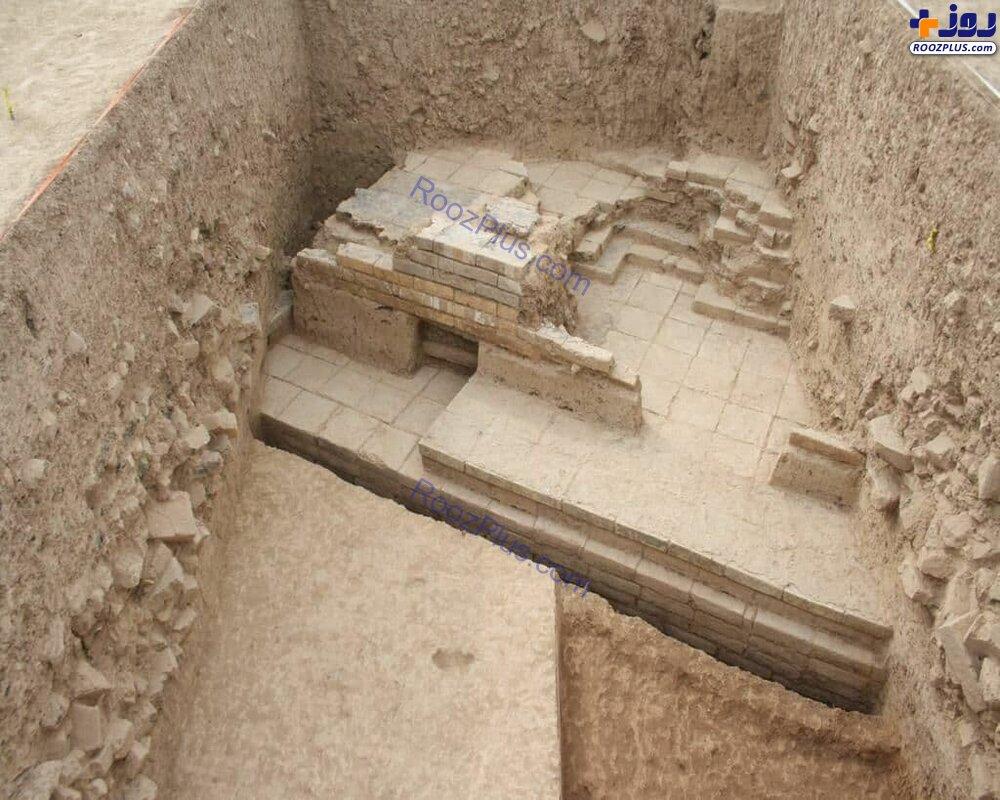 عکس/ کشف «دروازه کوروش» در نزدیکی تخت جمشید